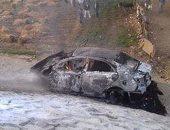 بسبب الميراث.. عاطل يشعل النار فى سيارة خاله بالإسكندرية