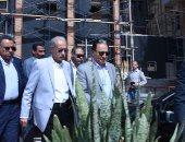 فيديوو صور.. رئيس الوزراء يتفقد محور الصيادين فى مدينة الإسماعيلية