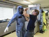 صور.. تعرف على طبيعة عمل أعضاء منظمة حظر الأسلحة الكيماوية