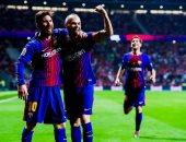 فيديو.. برشلونة بطلا لكأس إسبانيا للمرة الـ30 بخماسية فى إشبيلية