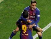 فيديو.. كوتينيو يسجل خامس أهداف برشلونة فى إشبيلية بنهائى الكأس
