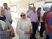 النائبة سلوى أبو الوفا تطالب بحل مشكلة المجتمعات العمرانية بأسوان