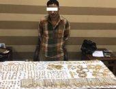 الأمن العام يضبط شاب سرق 3 كيلو ذهب من جواهرى فى الدقهلية