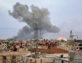 المرصد السورى: مقتل 8 أشخاص جراء افجار انتحارى فى مدينة إدلب