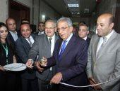 صور.. رئيس جامعة القاهرة يفتتح الملتقى الثانى للتوظيف والتدريب بمشاركة 65 شركة