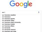 جوجل تزيل كلمات البحث المرتبطة بالعنف والكراهية من ميزة الإكمال التلقائى
