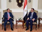 طارق الملا: مصر تزخر بالعديد من الفرص الاستثمارية فى صناعة البترول والغاز