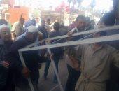 ضبط 2009 حالات إشغال خلال حملة مرافق بالدقهلية