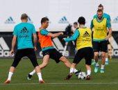 أخبار ريال مدريد اليوم عن خوض مباراة بايرن ميونخ بالقميص الأسود
