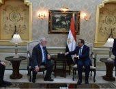 وزير البترول يستقبل مفوض الاتحاد الأوروبى للطاقة لتوقيع شراكة استراتيجية