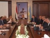 محافظ الإسكندرية يتابع مستجدات ملف تقنين أوضاع أراضى الدولة المستردة