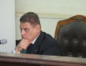 """فيديو وصور.. تأجيل إعادة محاكمة المتهمين بـ """"أحداث مكتب الإرشاد"""" لـ5 مايو"""
