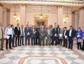 جامعة القاهرة تكرم الفائزين بمسابقة اقرأ البحثية