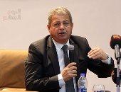 اجتماع مجلس الوزراء يمنع وزير الرياضة من لقاء شباب الجامعات