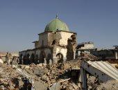 صور..اتفاق عراقى إماراتى لاعادة إعمار جامع النورى والمائذنة المائلة بالموصل