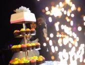 صور.. رامي صبري وهيثم شاكر يشعلون حفل زفاف ميدو حلمى وشروق غانم بحضور لطيفة وإيوان والعسيلي