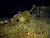 سفينة أبحاث تجرى مسح لحطام غواصة أسترالية مفقودة منذ 104 عام (صور)