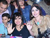 """صور.. منظمة مهرجان """"صاجات"""" تكشف كواليس الحفل: """"بقالنا ٦ شهور فى تعب"""""""