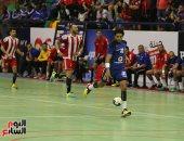 إسلام حسن أفضل لاعب فى البطولة الأفريقية لكؤوس اليد