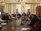 """لجنة الصحة بالبرلمان تستطلع رأى """"القضاء الأعلى"""" بشأن قانون المسئولية الطبية"""