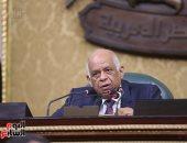 رئيس البرلمان يوجه رسالة حادة لليونيسكو: لا تزجوا بنفسكم فى مسائل سياسية (صور)