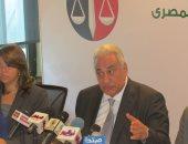 سامح عاشور: وثيقة أمان متاحة لأكثر من 120 ألف محام وأسرهم