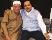 صور .. محمد محمود الأب الكوميدى فى دراما رمضان