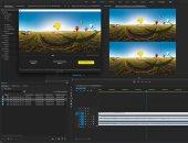 أدوبى بريمير يتيح للمستخدمين تعديل فيديوهات كاميرات Insta360 Pro بسهولة