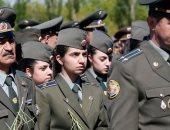 أرمينيا تحيى ذكرى الإبادة بعد استقالة رئيس الحكومة سيرج سركيسيان - صور