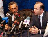 البورصة توقع بروتوكول تعاون مع غرفة التجارة الأمريكية فى مصر