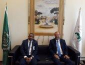 أمين اتحاد الغرف العربية يبحث فتح أسواق جديدة للتجارة العربية