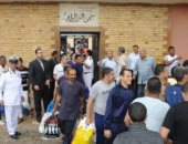 الإفراج عن 4003 سجناء بعفو رئاسى بمناسبة ذكرى تحرير سيناء.. صور
