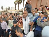فيديو.. قبلات وأحضان تستقبل 4 آلاف سجين بعد العفو عنهم فى عيد تحرير سيناء