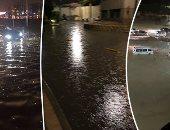 جهات التحقيق تستدعى مسئولين بالصرف الصحى فى كارثة أمطار القاهرة الجديدة