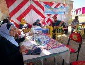 صور..  6278 مواطن ترددوا على قوافل حملة القضاء على فيروس سى بسوهاج