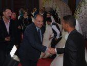 حفل زفاف جماعى لـ16 عريس وعروسة من الأيتام بحضور محافظ الإسكندرية
