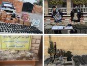 العملية سيناء 2018 تواصل دك البؤر الإرهابية