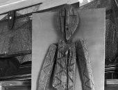 صور.. شاهد أقدم نحت خشبى فى العالم عمره 11500 سنة