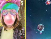 سناب شات يطرح أداة Snappables للاستمتاع بألعاب الواقع المعزز مع الأصدقاء