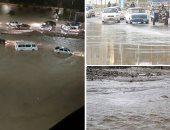 """فيديو ..الأرصاد تتوقع بدء فصل الخريف مبكرا وتحذر """"المحافظين"""" من السيول"""