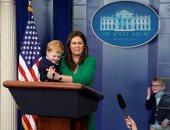 """صور.. أطفال فى مقرات الحكومة الأمريكية احتفالا بيوم """"خذ طفلك للعمل"""""""