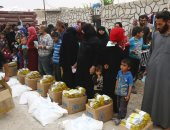 إسرائيل تعلن انتهاء تقديم المساعدات الإنسانية للسوريين