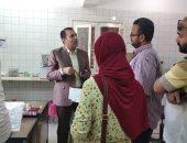 """""""صحة الأقصر"""": توفير جهاز القسطرة المركزية لمرضى الغسيل الكلوى بالمستشفى العام"""