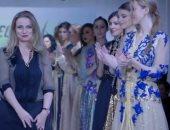 سهام الهبطى تعرض القفطان المغربى الأربعاء المقبل بالقاهرة