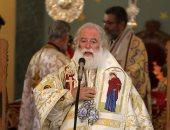 بطريرك الروم الأرثوذكس يرأس القداس الاحتفالى للقديس مارجرجس