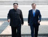 """القوى العظمى بالعالم ترحب بنجاح المفاوضات بين الكوريتين.. الصين """"تشيد"""" بقمة الزعيمين وتحيى """"شجاعتهما"""".. والكرملين يثمن نتائج اللقاء التاريخى.. وترامب: الحرب الكورية تضع أوزارها ويجب الفخر بما يحدث فى كوريا"""