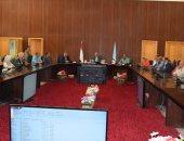 صور.. محافظ البحر الأحمر يستقبل وفد لجنة الصحة بالبرلمان بديوان عام المحافظة