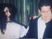 فى عيد ميلاده.. لقاء سويدان تنشر صورة مع أحمد زاهر من 20 سنة