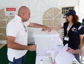 صور.. انطلاق عملية تصويت اللبنانيين بالخارج فى الانتخابات النيابية