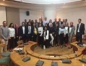 مجموعات شبابية تشارك فى الحوار بلجنة الشباب حول مشروع قانون العمل الثقافى